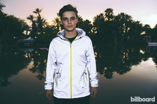 Martin Garrix at Coachella 2014