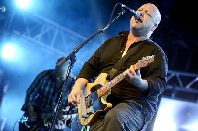 The Pixies perform at Coachella 2014