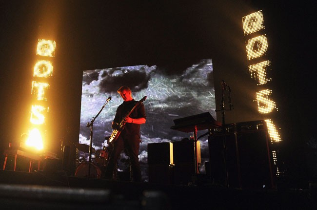 Queens of the Stone Age at Coachella 2014