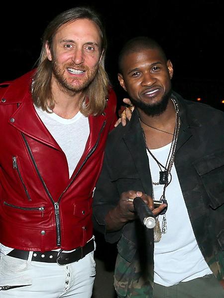 David Guetta and Usher