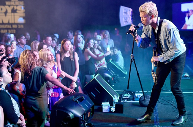 Cody Simpson St. Jude's 2016