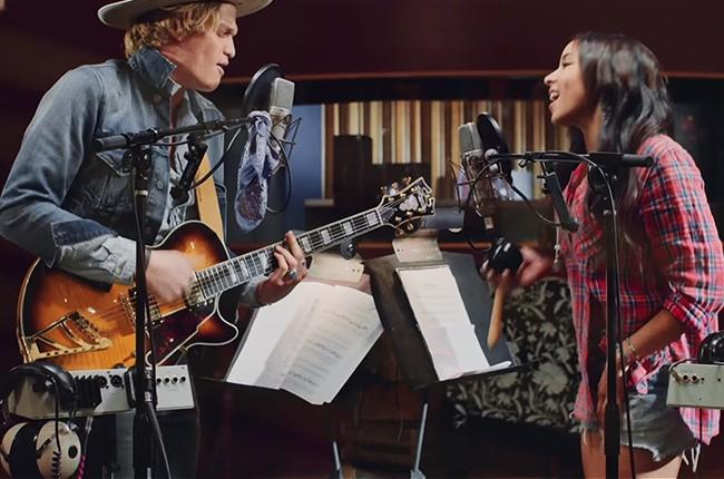 Cody Simpson and Tinashe