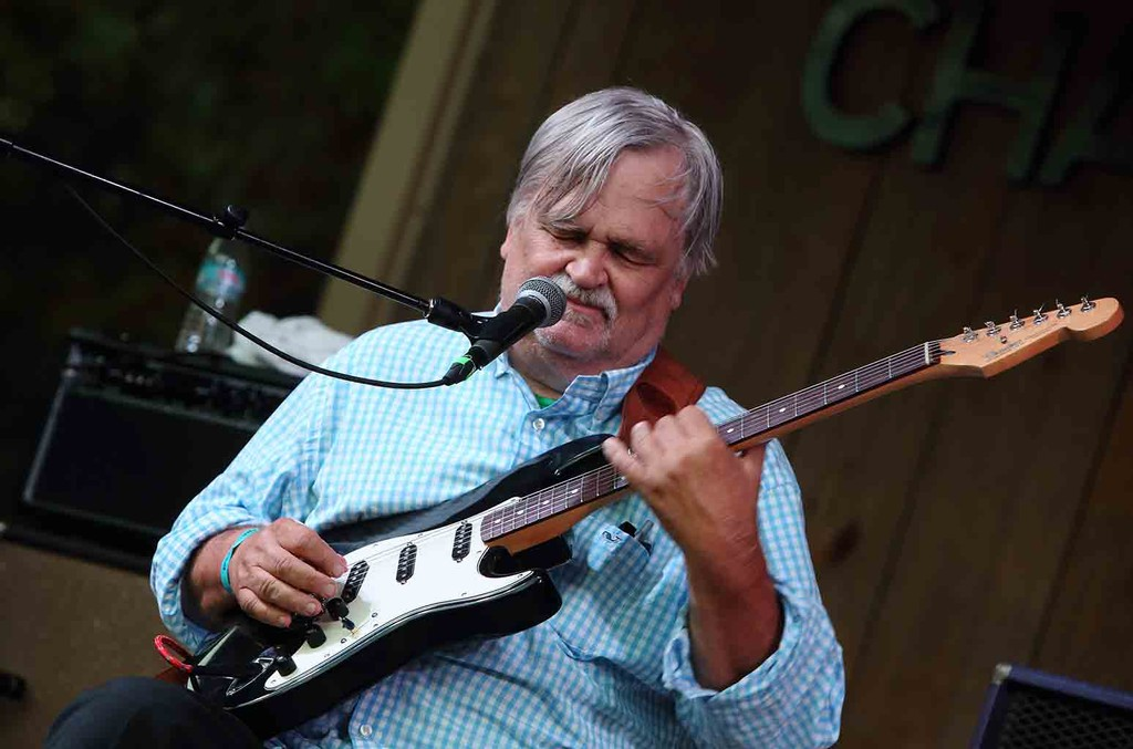 Col. Bruce Hampton & Friends performs on day 2 of the 2013 Magnolia Fest at The Spirit of Suwannee Music Park on Friday October 18, 2013 in Live Oak Fla.