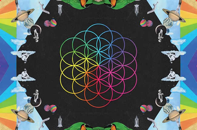 Coldplay Head Full of Dreams