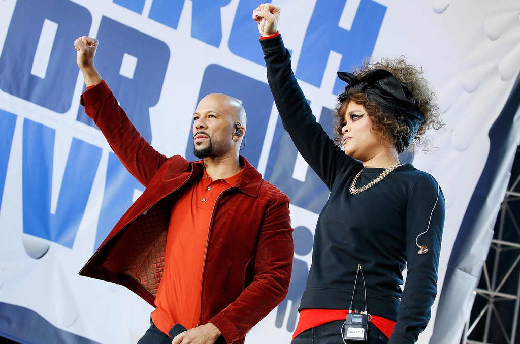 Common & Andra Day