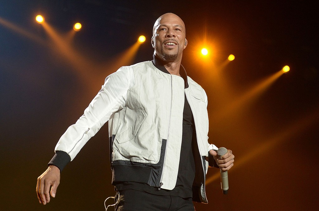 Common performs at the 2015 Essence Music Festival