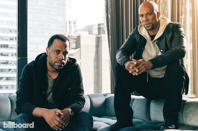 No I.D. and Common, 2014