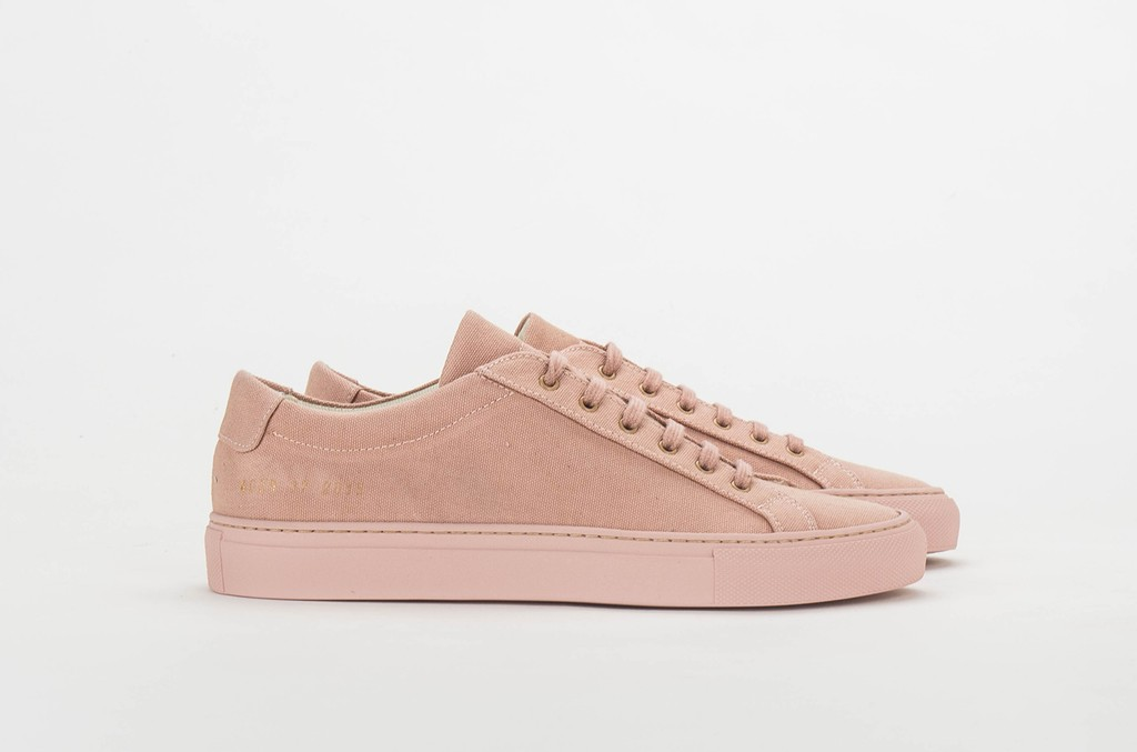 Common Projects, Achilles Canvas in Blush