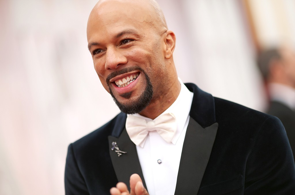 Common attends the 87th Annual Academy Awards at Hollywood & Highland Center on Feb. 22, 2015 in Hollywood, Calif.