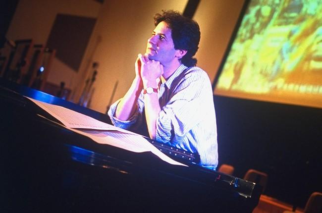 Composer James Horner 1995
