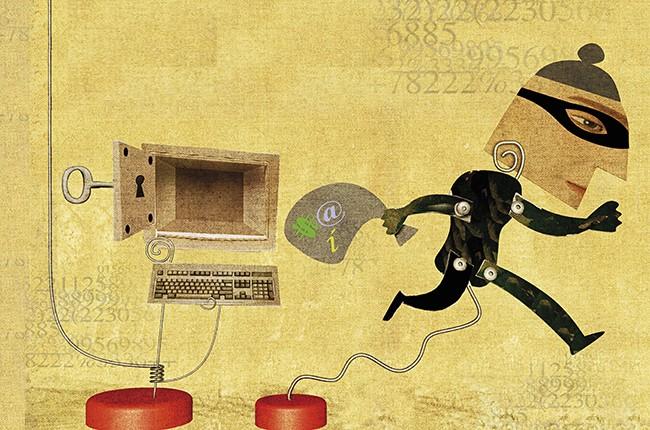 Computer Robber