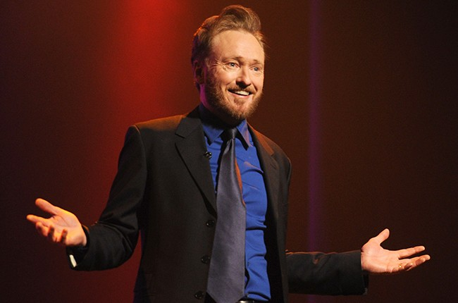 Conan O'Brien 2010