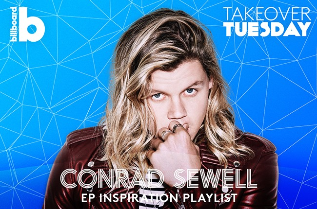 Conrad Sewell Takeover Tuesday