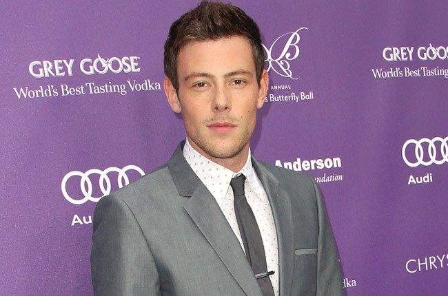 Cory Monteith at the Butterfly Ball in Los Angeles on June 8