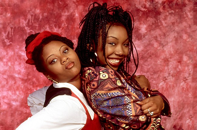 Countess Vaughn and Brandy