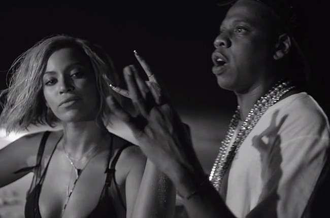 "Beyonce and Jay Z ""Crazy In Love"""