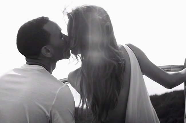 "John Legend and Chrissy Teigen, ""All of Me"""