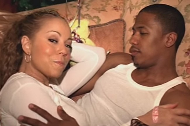 "Mariah Carey and Nick Cannon, ""Love Story"""