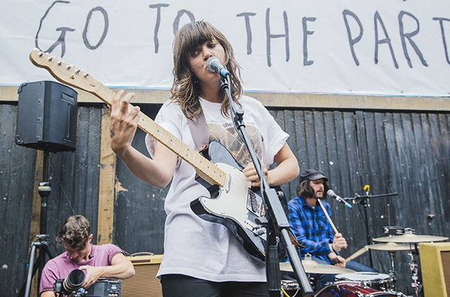 Courtney Barnett 2015