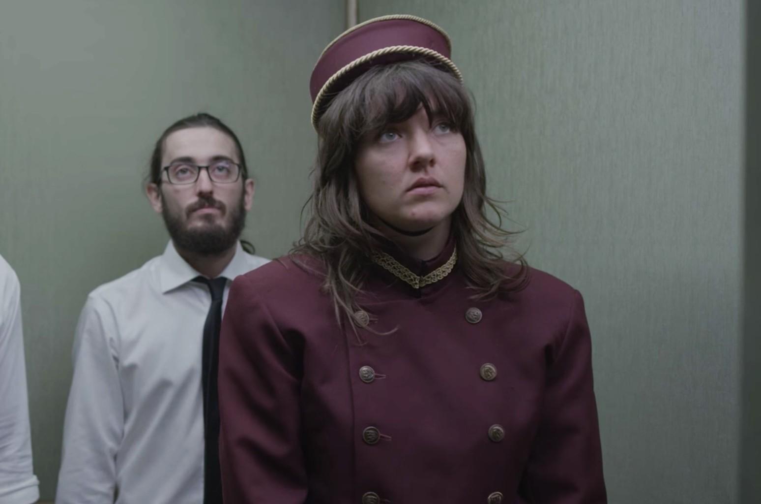 Courtney Barnett - Elevator Operator