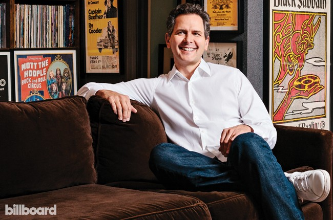 Craig Kallman, CEO/Co-Chairman of Atlantic Records and Founder of Beat Beat Records