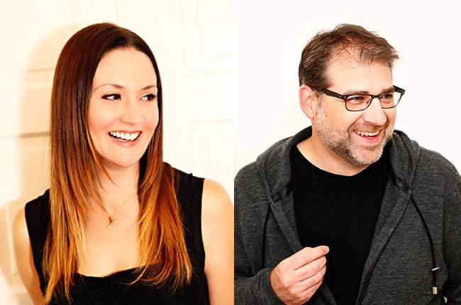 Creative Nation's Natalie Hemby & Barry Dean