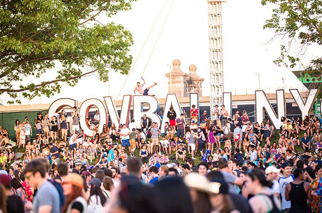 Governors Ball 2014 Day 2