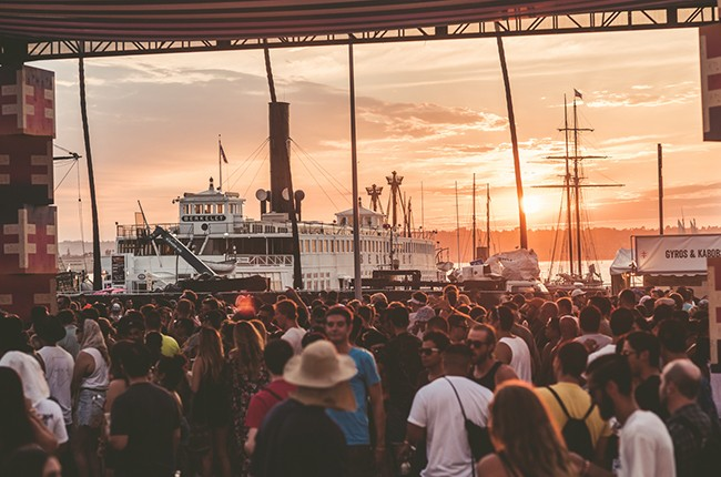 CRSSD Festival Day 1 Highlights: Zhu, The Flaming Lips, Jamie xx & More