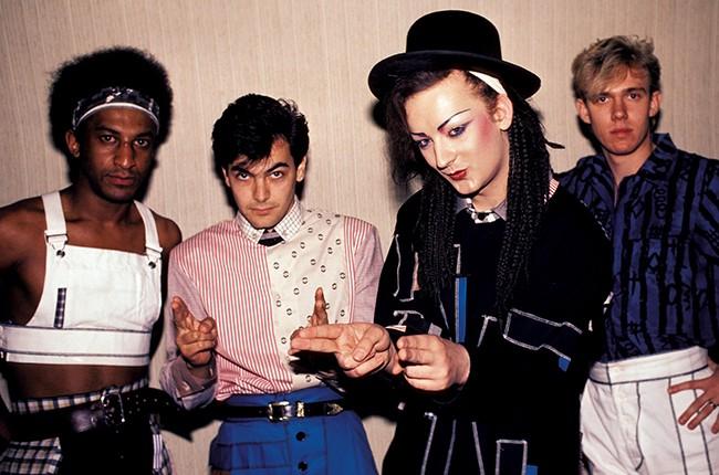 Culture Club in 1983