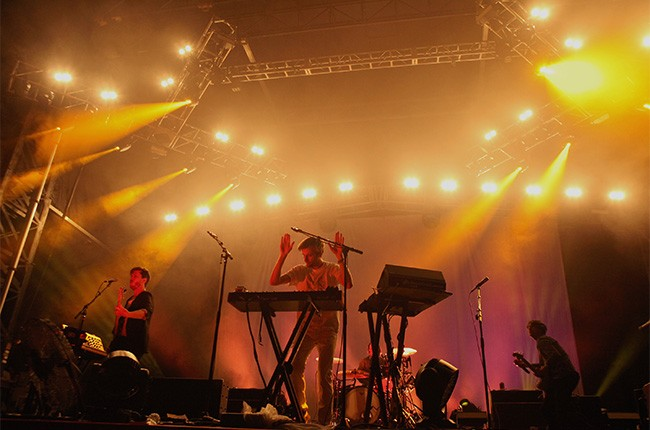 Cut Copy at Lollapalooza 2014