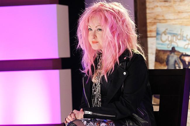 Cyndi Lauper 2016