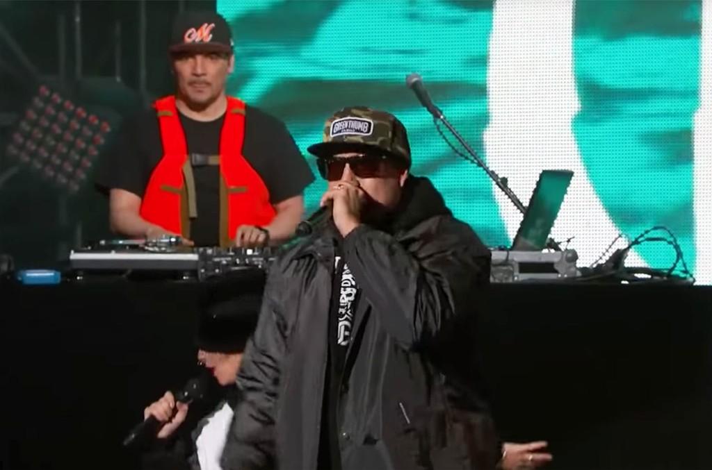 Cypress Hill Jimmy Kimmel Live
