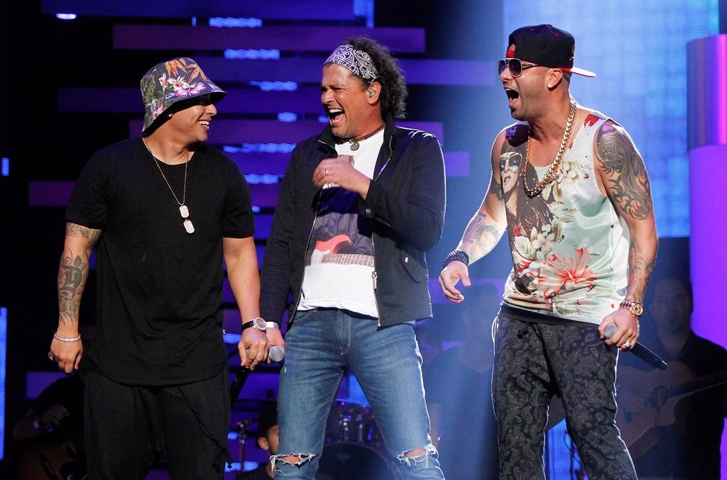 Daddy Yankee, Carlos Vives & Wisin