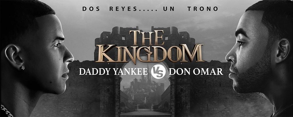 daddy yankee don omar the kingdom tour 2015