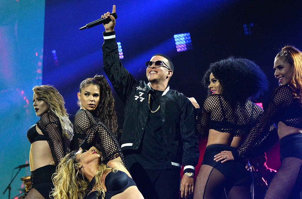 Daddy Yankee, 2017