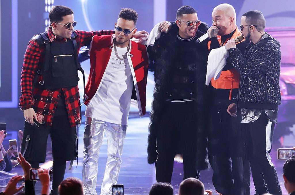 Daddy Yankee  Premio Lo Nuestro
