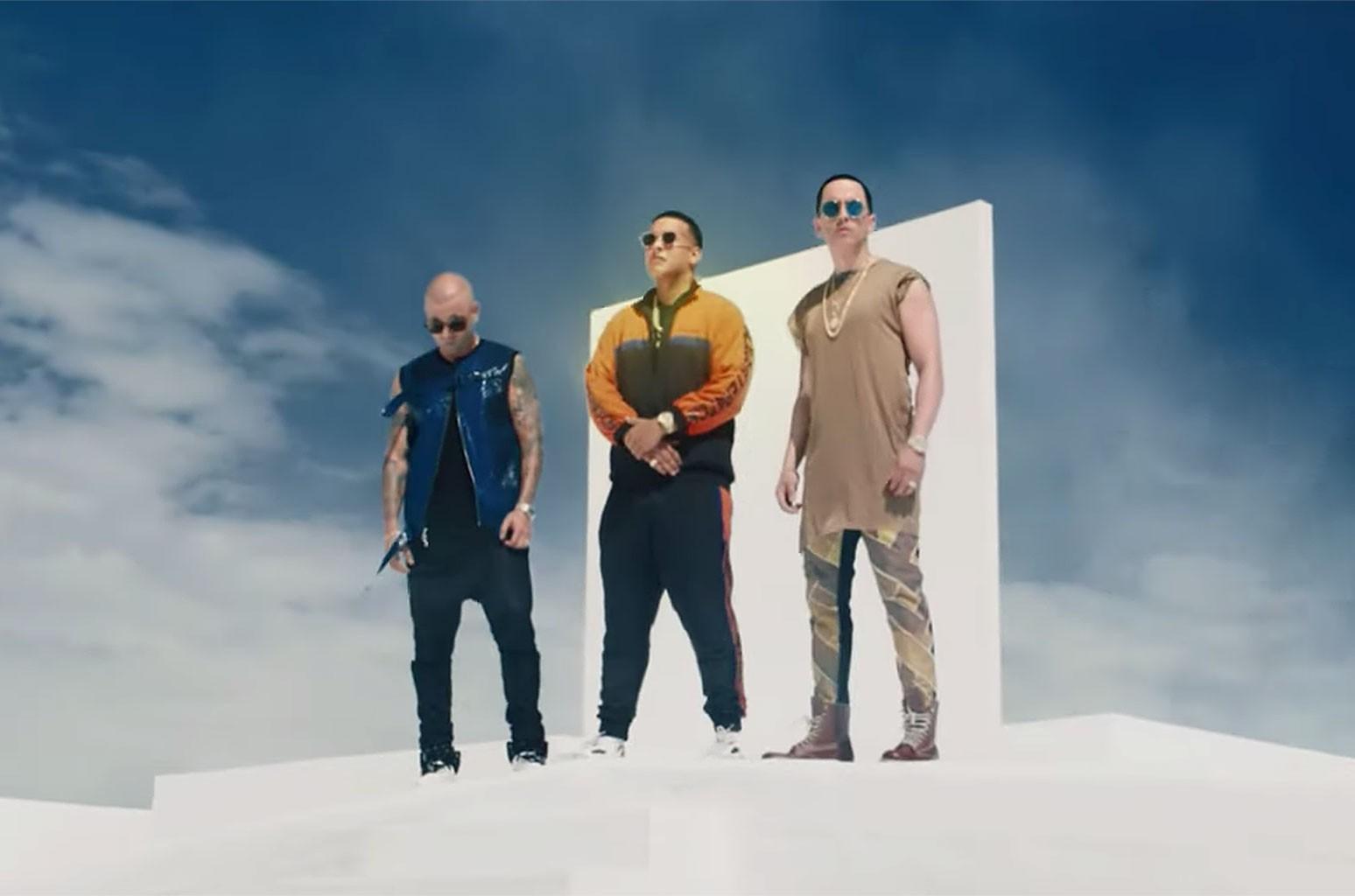 """Daddy Yankee & Wisin y Yandel, """"Si Supieras"""""""