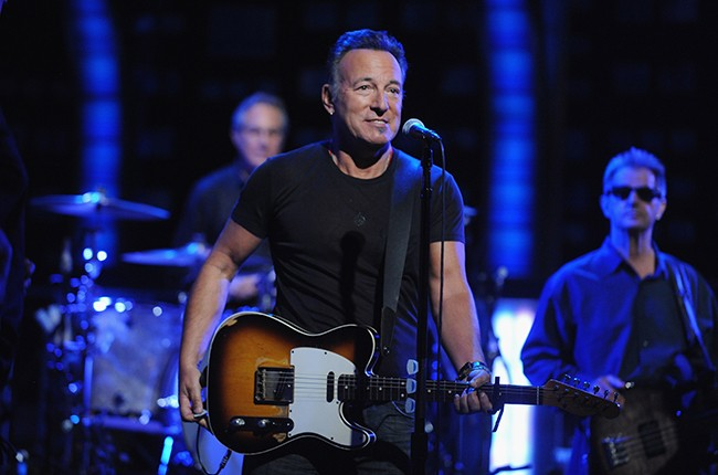 Bruce Springsteen and the E Street Band 2015