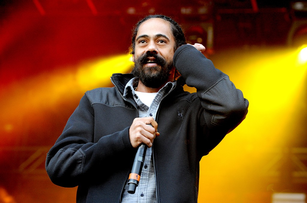 Damian Marley performs at Parklife Festival 2017 at Heaton Park on June 11, 2017 in Manchester, England.