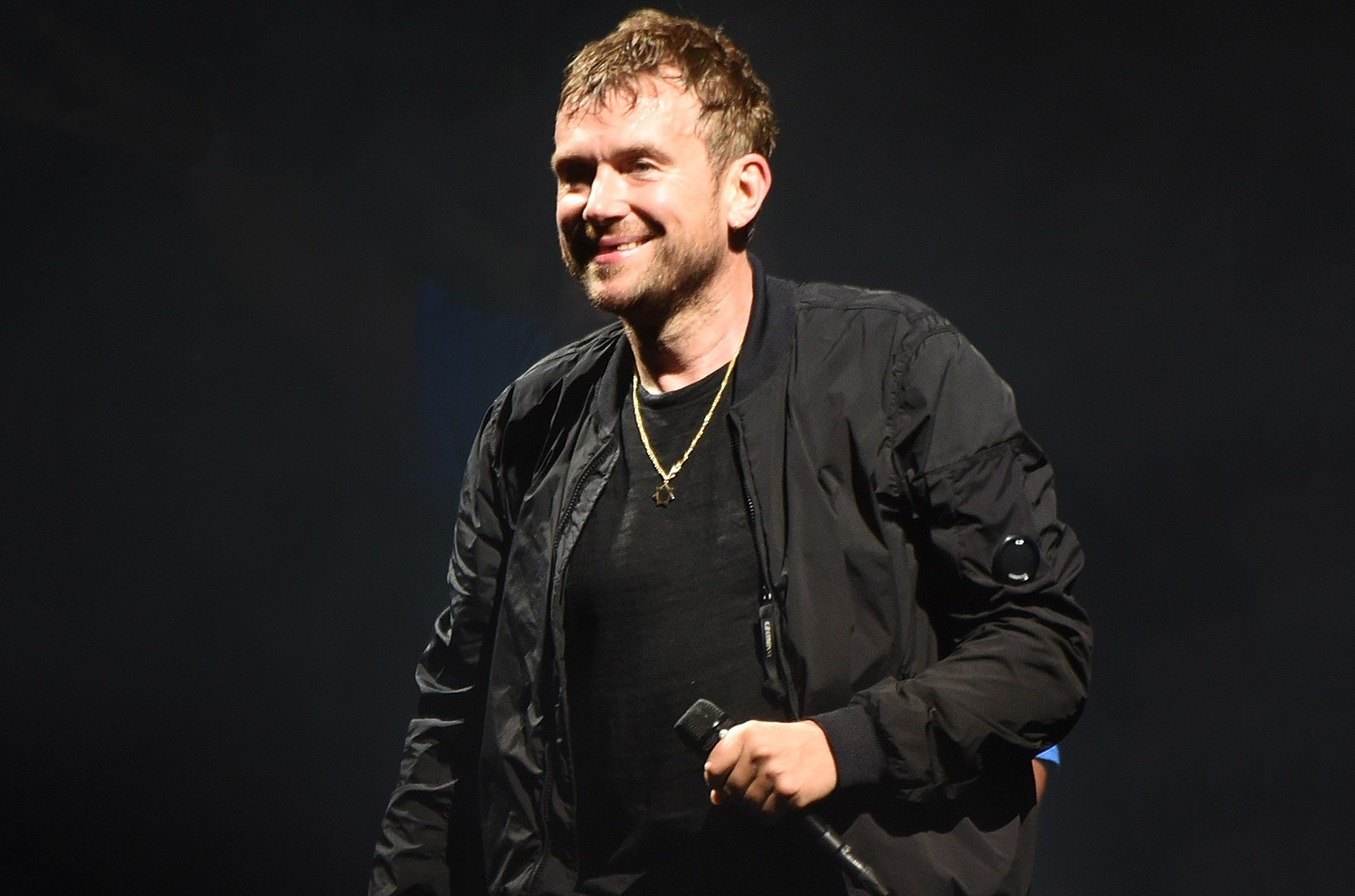 Damon Albarn of Gorillaz, 2017