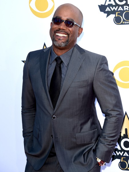 Darius Rucker attends the 50th Academy Of Country Music Awards