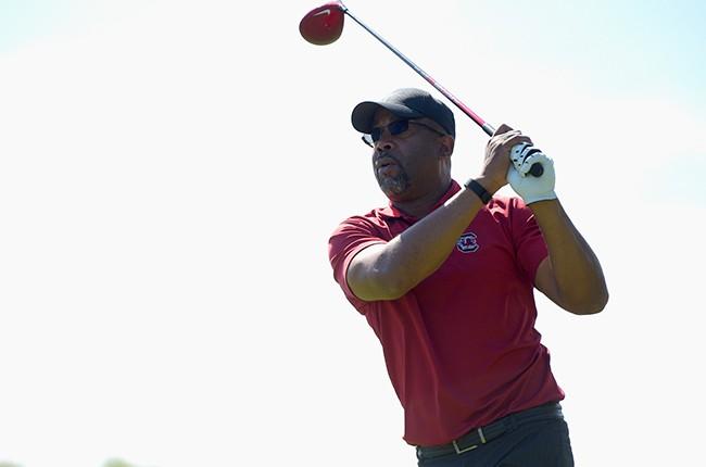 Darius Rucker ACM Lifting Lives Celebrity Golf Classic 2015