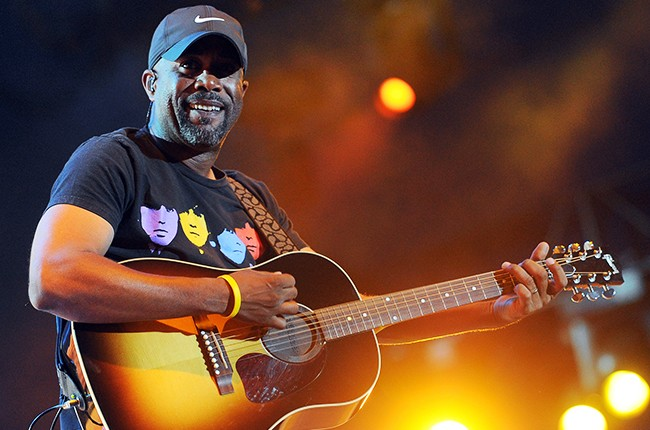 Darius Rucker performs onstage during 2011 Stagecoach