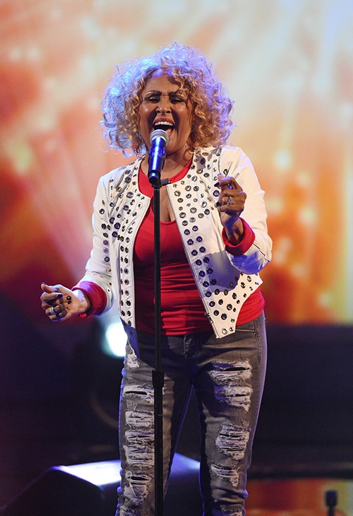 """Darlene Love performs on """"The Late Show with Stephen Colbert"""""""