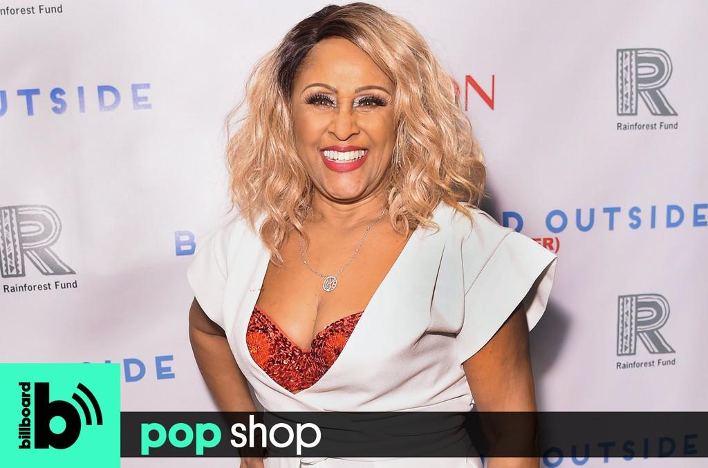Pop Shop Podcast featuring: Darlene Love