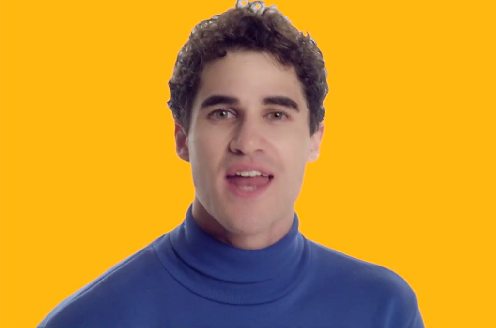 "Computer Games, Darren Criss, ""Every Single Night"""