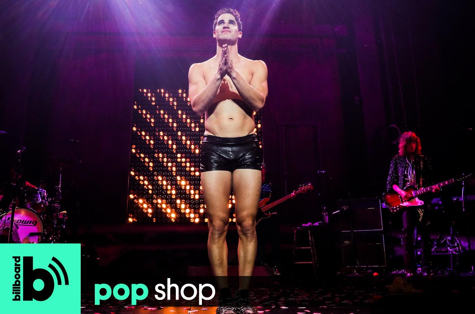Pop Shop Podcast featuring: Darren Criss