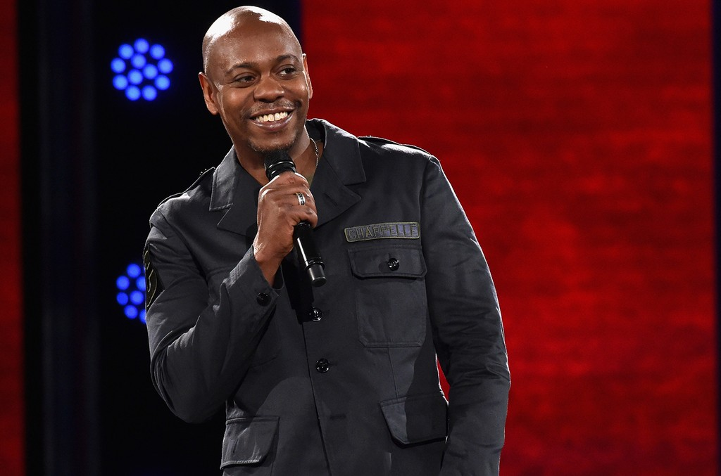Dave Chappelle in 2016