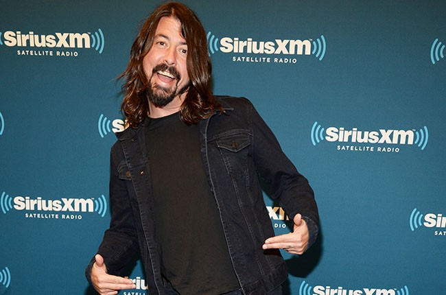 Dave Grohl, 2014.
