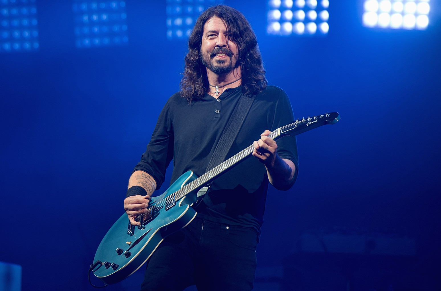 Dave Grohl of Foo Fighters, 2017